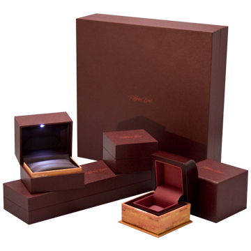 Home/CUSTOM PACKAGING. Robbins Brothers Jewelry Box Collection